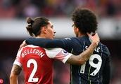 Arsenal v Manchester City, Premier League football match, Emirates Stadium, London, UK - 12 Aug 2018