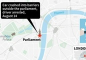 'Number of pedestrians' injured by car outside UK parliament: police