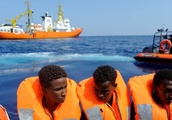 Malta to allow Aquarius migrant ship to dock, as five EU countries agree to share responsibility for