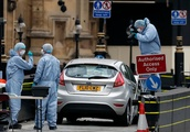 Westminster terror attack probe: Suspect drove around central London for hours before Parliament cra