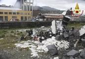 Italy Bridge Collapse Leaves at Least 20 Dead