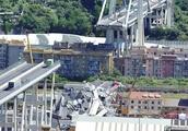 Pictures emerge of 'crumbling' Ponte Morandi bridge before it collapsed killing 39 people