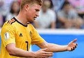 Man City sweat on De Bruyne after knee injury