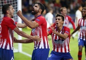 Diego Costa plays hero and villain to perfection as Atletico beat Real Madrid in Uefa Super Cup thri