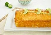 Perfect Recipe Key Lime Coconut Tea Bread