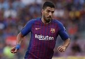 Barcelona ace Luis Suarez happy with Beckham praise