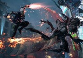 Devil May Cry 5 has a photo mode and training mode