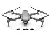 DJI Mavic 2 Pro brings a beefy camera in a tiny drone body