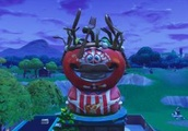 Fortnite's Tomato Town replaced with an ancient temple dedicated to our beloved leader