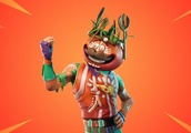 Epic Games Reveals Fortnite Tomatohead Challenge to Upgrade Tomatohead Skin