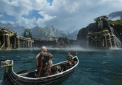The Story of How Kratos' Boat Came to God of War