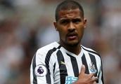 Newcastle fans loved Rondon performance VS Man City