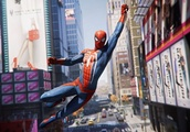Insomniac Made a Cute Easter Egg in Spider-Man That Didn't Exactly Work out as Planned