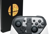 Super Smash Bros. Ultimate Pro Controller and Special Edition Steelbook Revealed