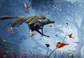 Lost Ember's exploring animals discover Gamescom's indie award
