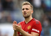 Luke Shaw Praises 'Outstanding' First Half Performance From Man Utd Despite Crushing Defea
