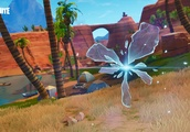A mysterious cube is moving around Fortnite and no-one knows why