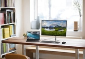 Dell's new 27-inch ultrathin display is less than a quarter-inch thick