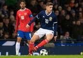 Tom Cairney pulls out of Scotland squad ahead of Belgium and Albania double header