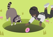 Donut County Review – Doughn't Miss This 'Hole'-some Experience (PS4)