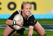 Black Fern swapping to red and black jersey as Canterbury mount cup defence