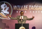 Taggart's Time: Florida State coach tackles dream job