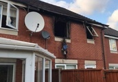 Plea help Nuneaton family who 'lost everything' in a devastating blaze at their home