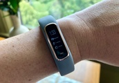 Taking a spin with Garmin's vivosmart 4 activity tracker, out today