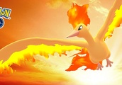 Pokémon GO: Unlock the Legendary Moltres during a Global Challenge