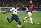 Tottenham winger Georges-Kevin Nkoudou could join Stade Rennais on loan