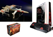 Daily Geek Deals: $150 off Star Wars X-Wing Quadcopter Drone, Gloomhaven Board Game for $140 and Mor