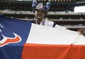 Photos: Fans at Texans-Cowboys game