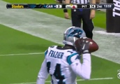 VIDEO: Watch Mose Frazier Haul in Passing TD to Put Panthers on the Board
