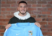 'It got ridiculous' Coventry City new boy Conor Chaplin on THAT transfer saga