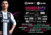 FIFA 19: Listado de canciones y artistas de su banda sonora