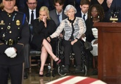 Americans bid McCain solemn farewell with US Capitol honor
