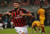 AC Milan wins 'US derby' over Roma with last-gasp goal