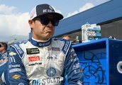 NASCAR notebook: Larson not letting off gas now