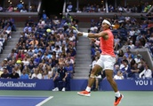 The Latest: Nadal edges Khachanov in US Open's 3rd round