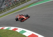 Vettel fastest in 2nd practice session at Italian GP
