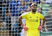 Jurgen Klopp's reaction to Alisson's costly error against Leicester City spotted by Liverp