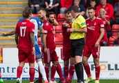 Aberdeen appeal Michael Devlin red card against Kilmarnock