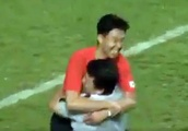 Son Heung-min's incredible reaction to South Korea beating Japan as he avoids two years militar