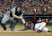 Brewers beat Nationals 4-1 behind Chacin, 3 homers