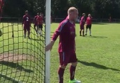 Paul Scholes comes out of retirement to play for local side - but Manchester United legend can'