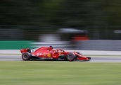 Vettel tops final practice for Italian GP ahead of Hamilton