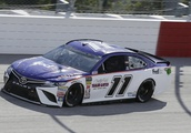 Hamlin looking to his Darlington touch for NASCAR playoffs