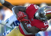 BREAKING: 49ers RB Jerick McKinnon Out for Season With Torn ACL