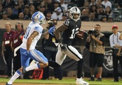 Raiders release WR Bryant as another suspension looms