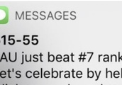 FAU Sends Out Accidental Mass Text Celebrating Upset Win Following Blowout Loss